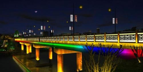 城市桥梁亮化工程